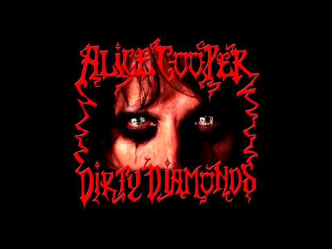 Alice Cooper - Dirty Diamonds mp3 indir
