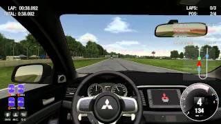 Simraceway - gameplay