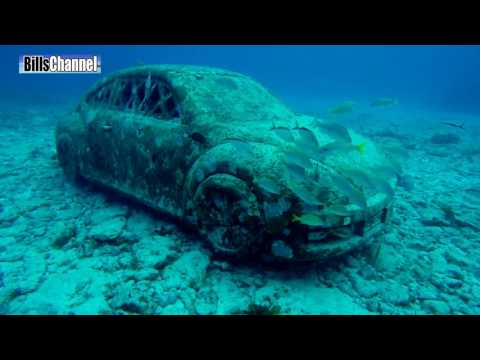 Mystery Car On Ocean Floor May be Tied to Murder