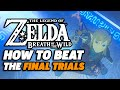 How To Master The Final Trials Zelda Breath Of The Wild mp3