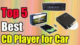 Best CD Player for Car