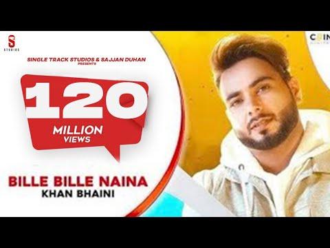 Bille Bille Naina Waliye Khan Bhaini  Punjabi Songs 2019  St Studios  Ditto Music