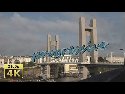 Brest, Brittany - France 4K Travel Channel