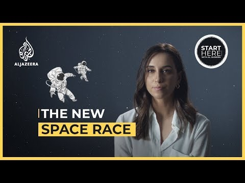 The New Space Race | Start Here