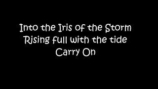 Slash ''Iris Of The Storm'' Lyrics