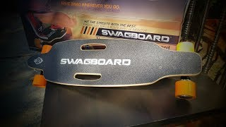 SWAGTRON SwagBoard NG-1 Electric Longboard Under $200 Last Word Review