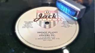 Fingers Inc. - Distant Planet (Instrumental Mix) 1988