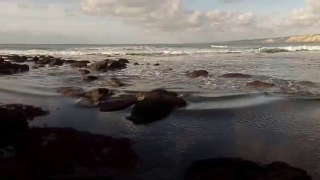 WINTER IN LA JOLLA:  A Projection Poem by Ishmael von Heidrick-Barnes