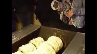 Spettekaka från Olanders spettkaksbageri i Klagstorp