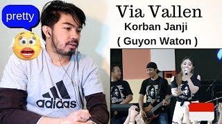 Via vallen - korban janji ( guyon waton ) reaction