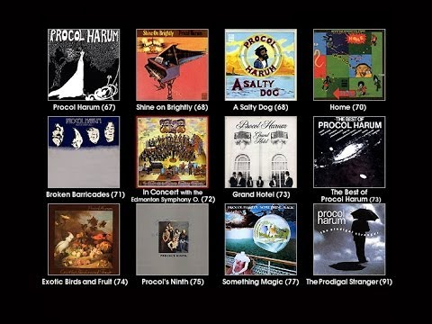 Procol Harum (from Rock Discography)