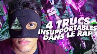 LES TRUCS INSUPPORTABLES DANS LE RAP #1 - MASKEY