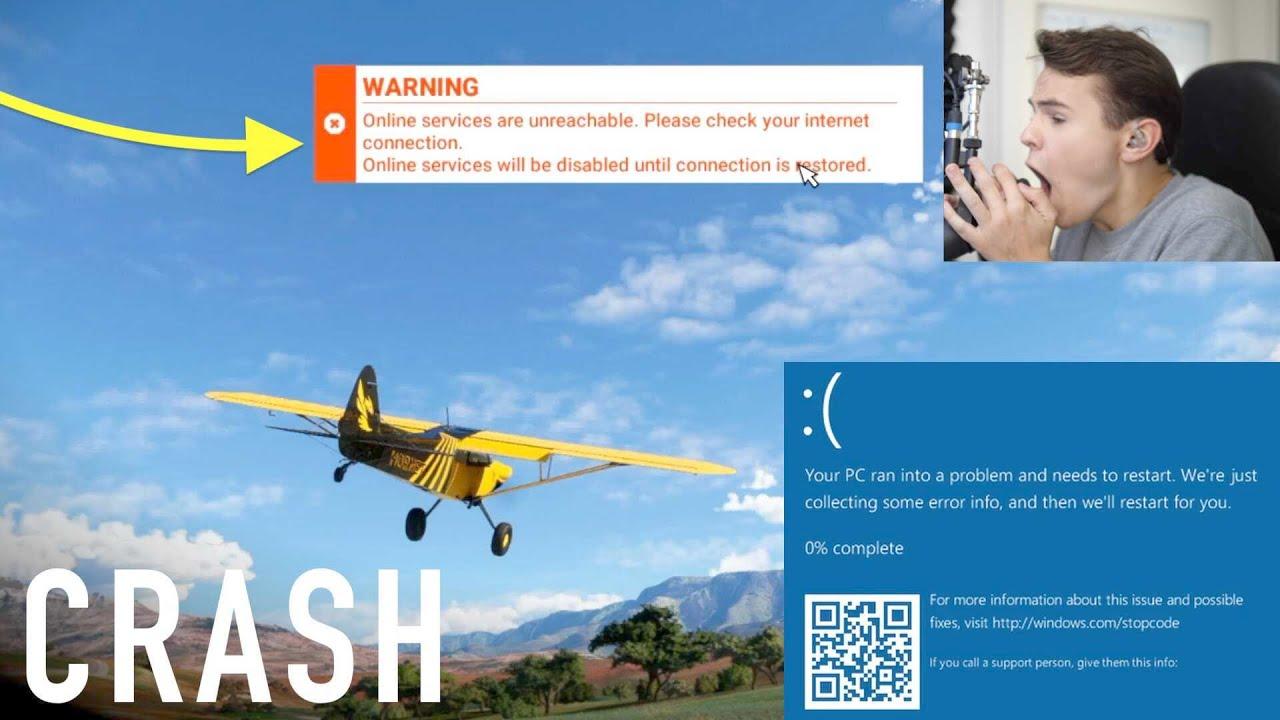 Microsoft Flight Simulator IS COMPLETELY BROKEN