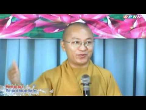 Phật Học Ứng Dụng 7: Phật giáo và hiến nội tạng, hiến xác (22/11/2011)