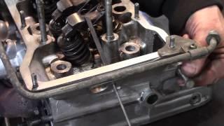 ваз21213 ремонт и сборка головки нива инжектор