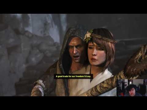 Tomb Raider (2013)  -- Special Request! Part 3