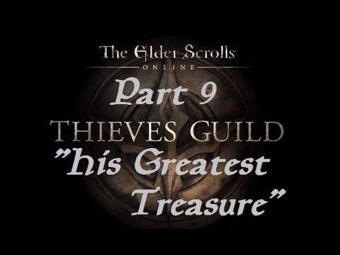 The Elder Scrolls Online: Thieves Guild DLC Part 9-