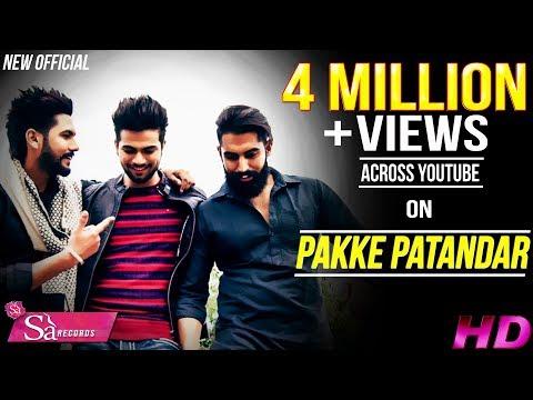 Pakke Patandar    Sukhman Heer    Parmish Verma   Sa Records    New Punjabi Song 2016