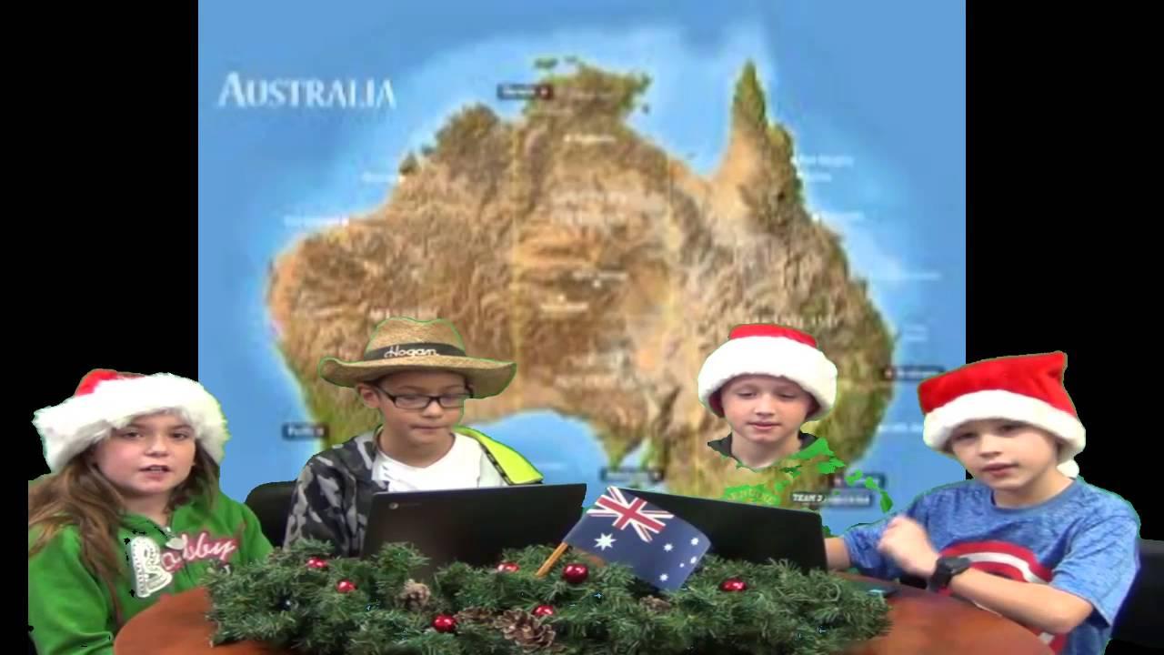 Christmas Around The World Australia