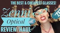 065052512d Zenni Optical Eyeglass Haul and Review  gotmyzennis  zennioptical -  Duration  15 minutes.