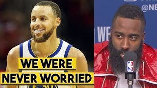 Warriors On GAME 7 Comeback Win In Houston,
