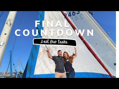 THE FINAL COUNTDOWN! [Yacht Refit & Restoration Week 83] (Ep.92)
