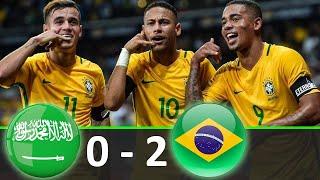 Download Video Arab Saudi vs Brasil 0-2 highlight Seputar Bola Tadi malam MP3 3GP MP4