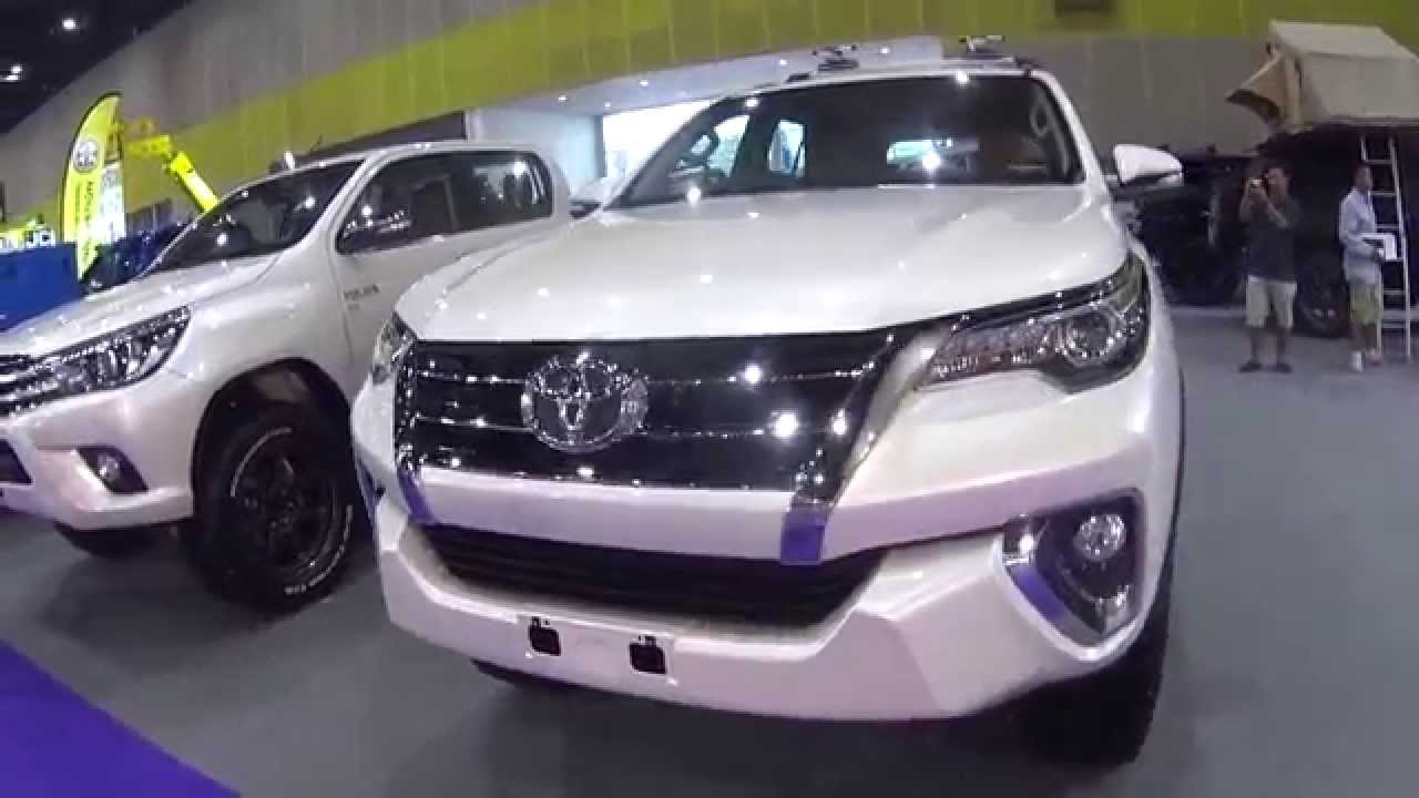 2015 2016 model toyota hilux isuzu d max toyota fortuner ford ranger youtube - Ford Ranger 44 Lifted For Sale