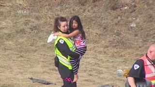 Suspected Killer Sets Off Amber Alert