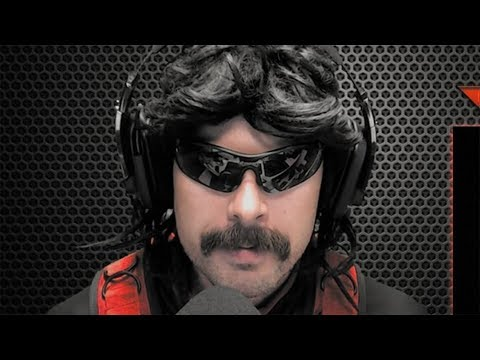(VIDEO) Shots Have Been Fired At Dr. Disrespect's Home...Two Days In A Row