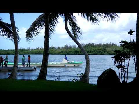 Ancient Hawaiian Fishpond Tour at Kualoa