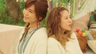 AAA宇野実彩子&伊藤千晃<MisaChia>の新曲「ココア」MV & オフショット...