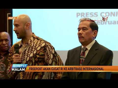 Presiden Jokowi Mulai Bersuara Soal Kasus Freeport