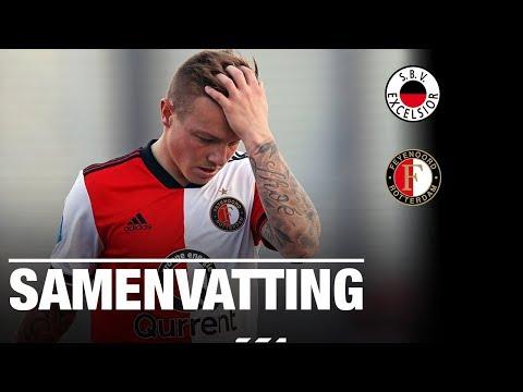 Samenvatting | Excelsior - Feyenoord 2018-2019