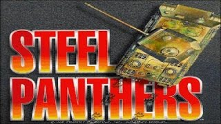 Steel Panthers gameplay (PC Game, 1995)