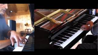 The Musical Box (by Genesis) for piano - Massimo Bucci
