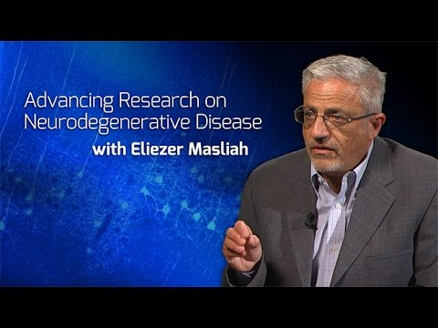 Advancing Research on Neurodegenerative Disease with Eliezer Masliah - On Our Mind
