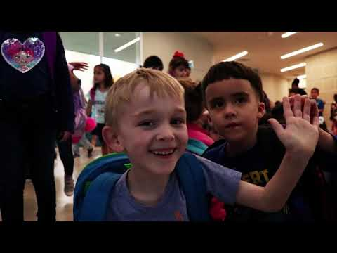 Grand Opening of T W Ogg Elementary School