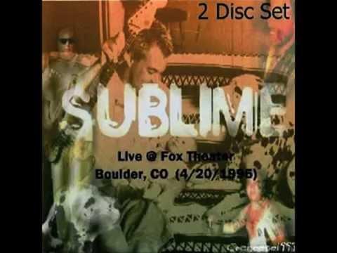Sublime - Jailhouse (Fox Theatre) mp3