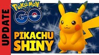 PIKACHU SHINY DANS POKEMON GO + RAICHU/PICHU ! - Pokémon Go Update