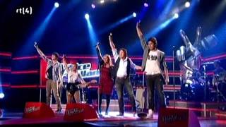 Coaches TVOH - One thousand voices - The Voice of Holland 23-09-11 HD