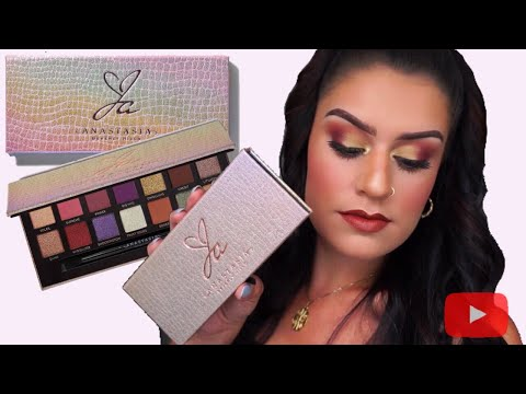 HOT OR NOT?! Anastasia Beverly Hills Jackie Aina Palette thumbnail