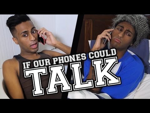 IF OUR PHONES COULD TALK | MARK SUKI