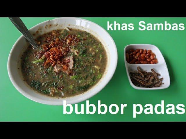 Bubur Pedas Kuliner Legendaris Di Pontianak Kalimantan Barat