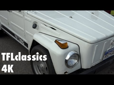 Classics Revealed: The Wacky VW Thing