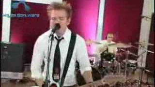 Sum 41 Underclass hero live part 1