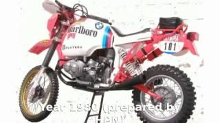 BMW R 80GS Dakar -  motorbike Details
