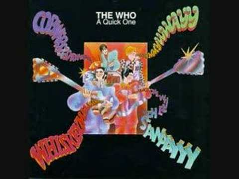 So Sad About Us - The Who