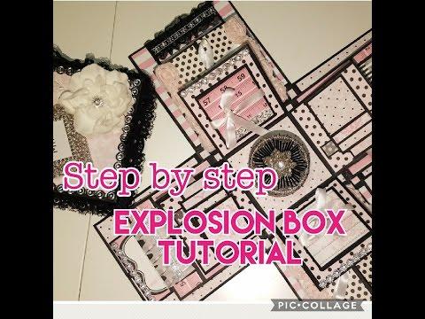 Explosion Box Tutorial Series - Part 1