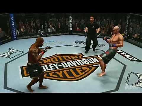 UFC Undisputed 2009 Xbox 360 Video - Standing Game Tutorial
